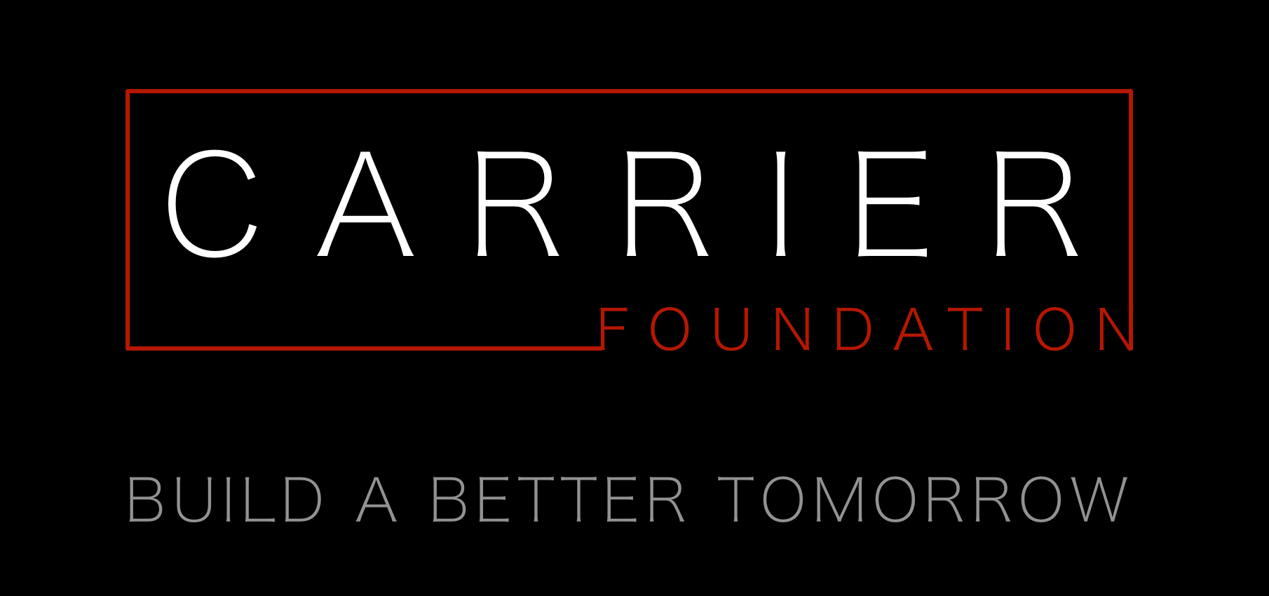 The Carrier Foundation